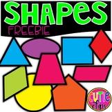 Shape Clipart FREEBIE