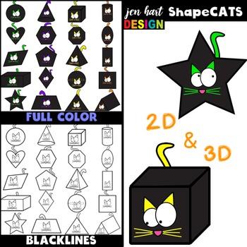 Shape Clipart - ShapeCATS clip art
