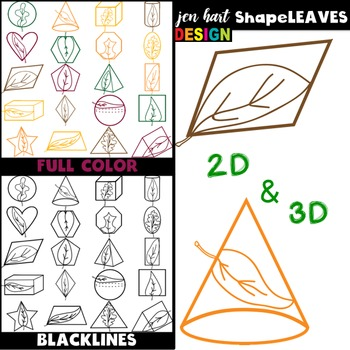 Shape Clipart - ShapeLEAVES clip art