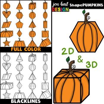 Shape Clipart - ShapePUMPKINS clip art