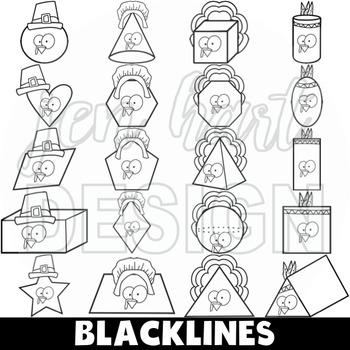 Shape Clipart - ShapeTURKEYS clip art