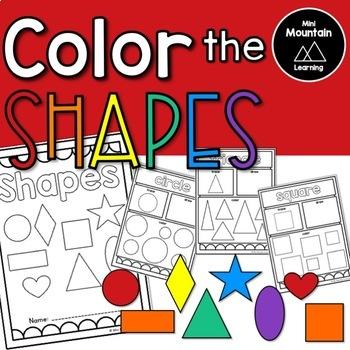 Shape Coloring
