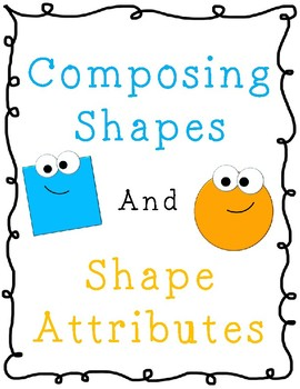 Shape Composition and Attributes