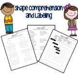 Shape Comprehension Kit