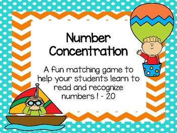 Number Concentration