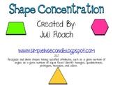 Shape Concentration ~ 2.G.1
