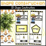 Shape Construction 2D Shape Identification / Building