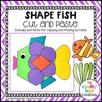 Shape Craft {Fish}