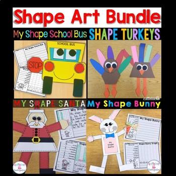 Shape Craft Math Bundle