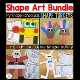 Shape Craft Math Bundle