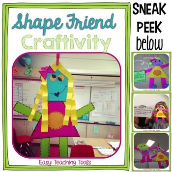 Geometry Shape Craft