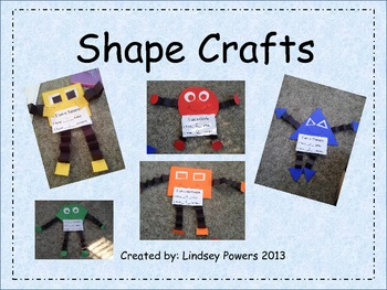 Shape Crafts