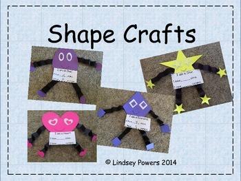 Shape Crafts #2