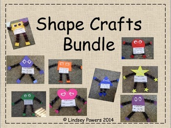 Shape Crafts Bundle
