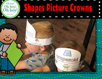 Shape Crowns - S