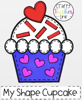 Shape Cupcake Craft