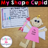Shape Cupid -Valentine's Day Math Craft