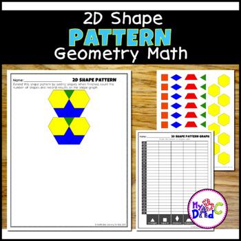Shape Cutouts and Pattern Starters 1 - 4