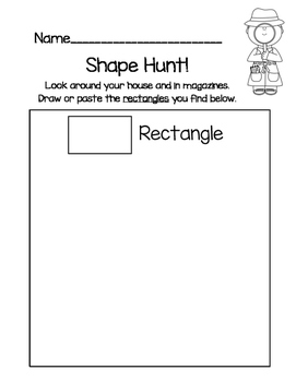 Shape Detectives (2D Shape Hunt)