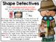 Shape Detectives (flat and solid shape hunt)