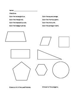 Shape Differentiation