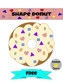 Shape Donut • Math & Art