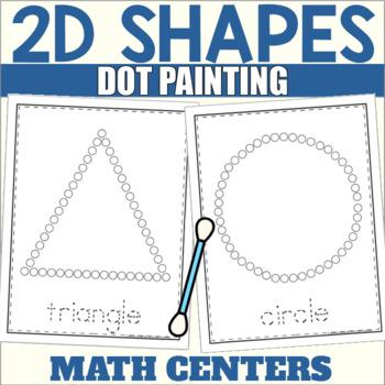 Shape Dot Painting Mats