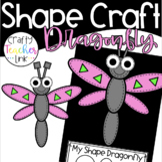 Shape Dragonfly Craft
