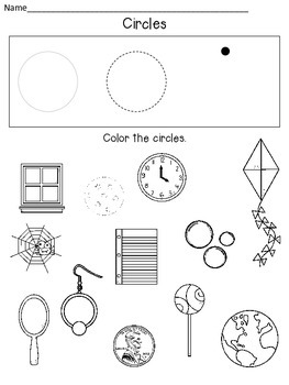 Shape Draw and Find