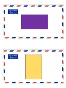 Shape Envelopes (Mailman)