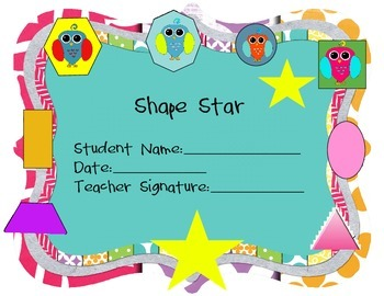 Shape Expert Award Freebie