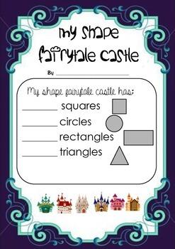 Shape Fairytale Castle