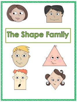 Shape Family (Common Core Karaoke)