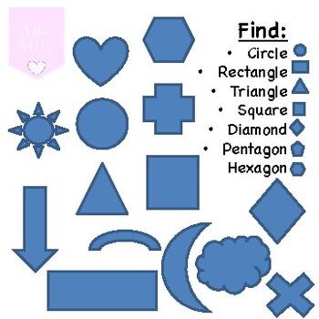 Shape Find