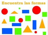 Shape Find Flipchart (Spanish)