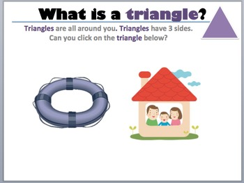 Shape Finder Interactive PowerPoint