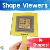 Shape Finders / Shape Detective Activity