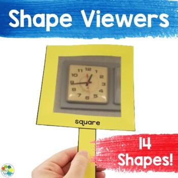 Shape Finders