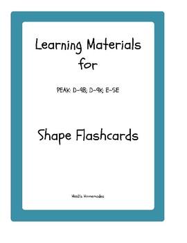 Shape Flashcards