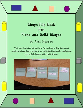 Shape Flip Book