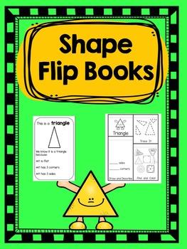 Shape Flip Books