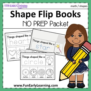 Shape Flip Books
