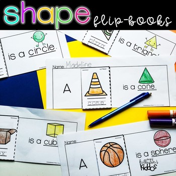 Shape Flip-Books