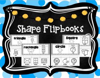 Shape Flipbooks