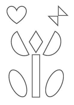 Shape Flower