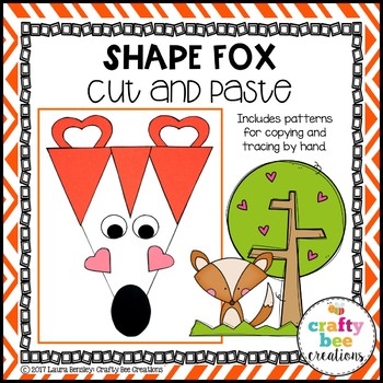 Fox Craft {Shape Fox}