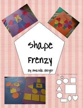 Shape Frenzy Project