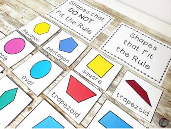 Shape Games (2D Shapes & 3D Shapes)