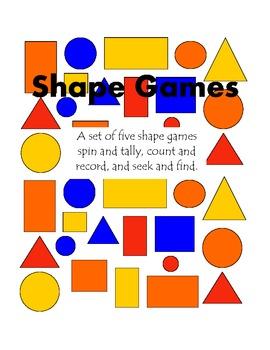 Shape Games