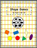 Shape Games CCS aligned